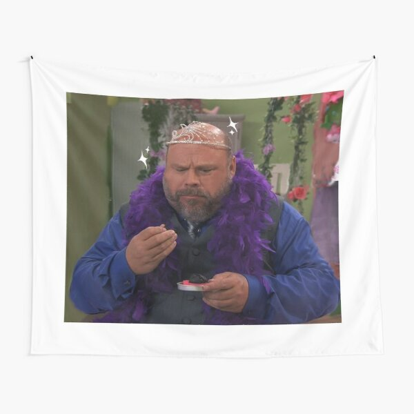 BERTRAM THE BADDIE Tapestry