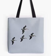 The Squadron Tote Bag