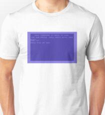 Commodore Screen Unisex T-Shirt