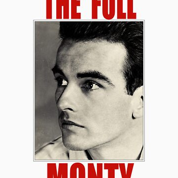 Montgomery Clift - The Full Monty ver.1 by Shazzynwa