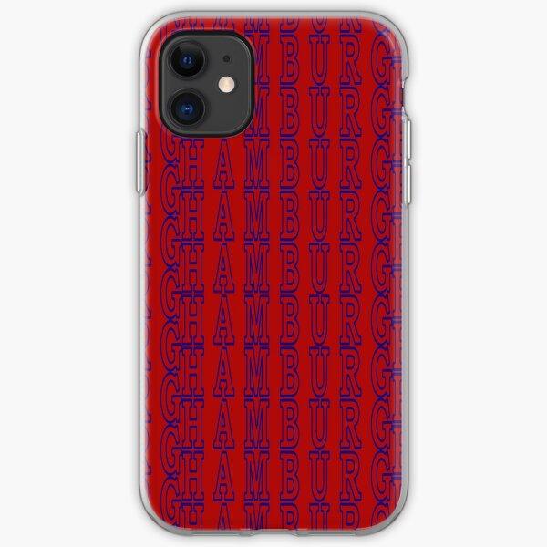 HAMBURG iPhone Soft Case