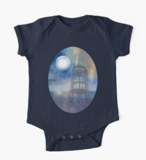Tower In The Sea One Piece - Short Sleeve