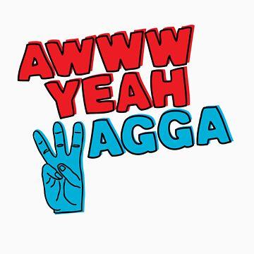 Awww yeah Wagga! by carlahackett