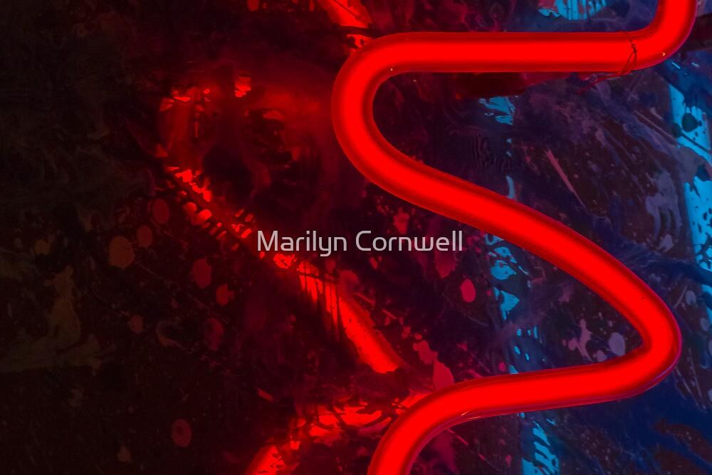 Sine Wave by Marilyn Cornwell