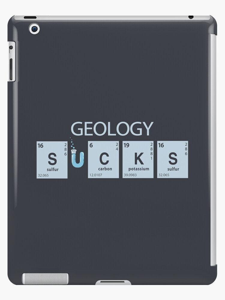 Geology Sucks by BootsBoots