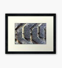 Hidden Dimensions Framed Print
