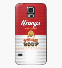 Krang's Shredded Turtle Soup Case/Skin for Samsung Galaxy