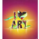 i love art by ioanna1987