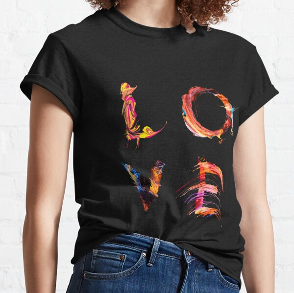 LOVE is what we need Classic T-Shirt