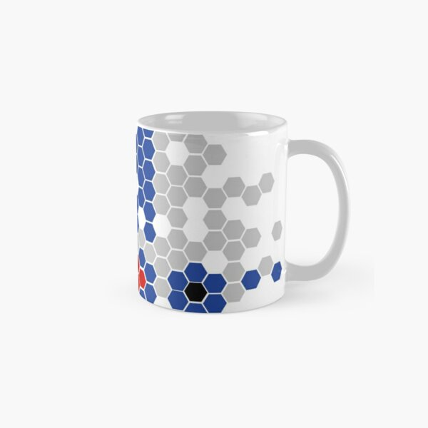 Robot head Classic Mug