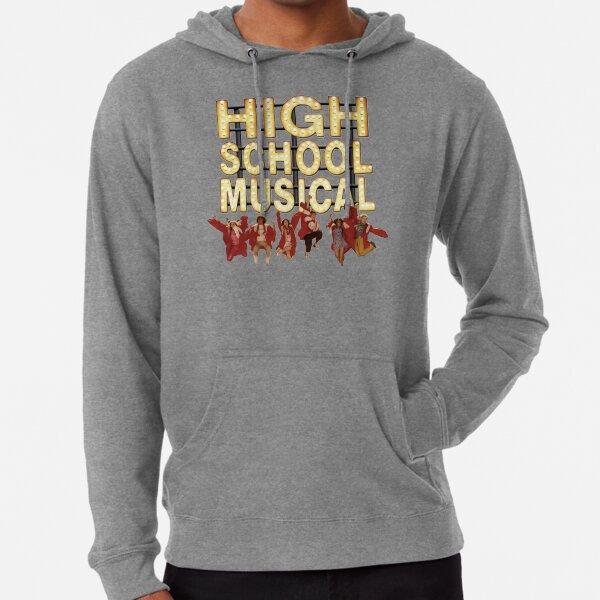 High School Musical # 1 Sweat à capuche léger
