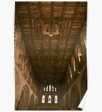 St Davids Cathedral, Pembrokeshire Poster