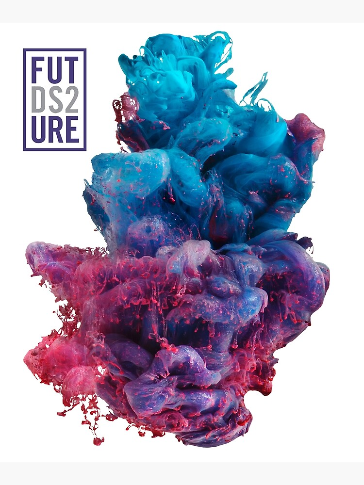 Future DS2  CD cover - Dirty Sprite 2 artwork by SanjaTosic