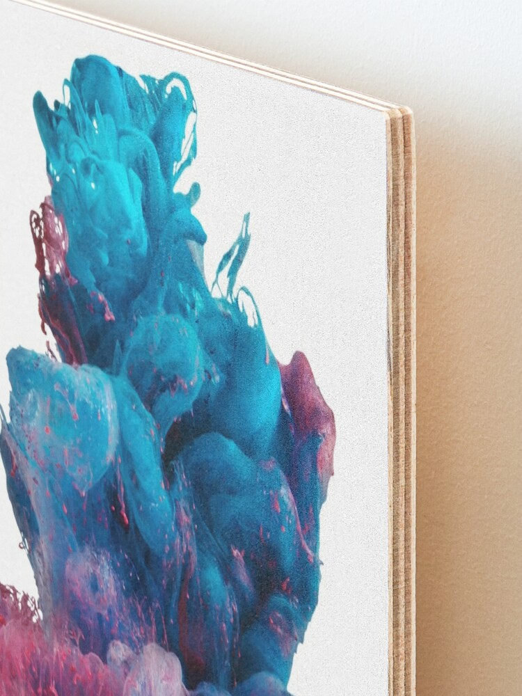 Alternate view of Future DS2  CD cover - Dirty Sprite 2 artwork Mounted Print