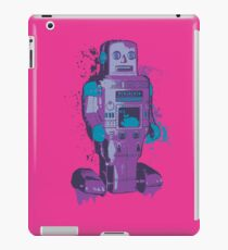 Purple Toy Robot Splattery Shirt or iPhone Case iPad Case/Skin