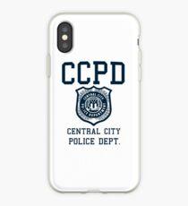 CCPD iPhone Case
