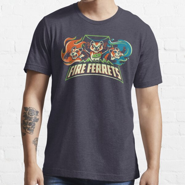 Fire Ferrets! Essential T-Shirt