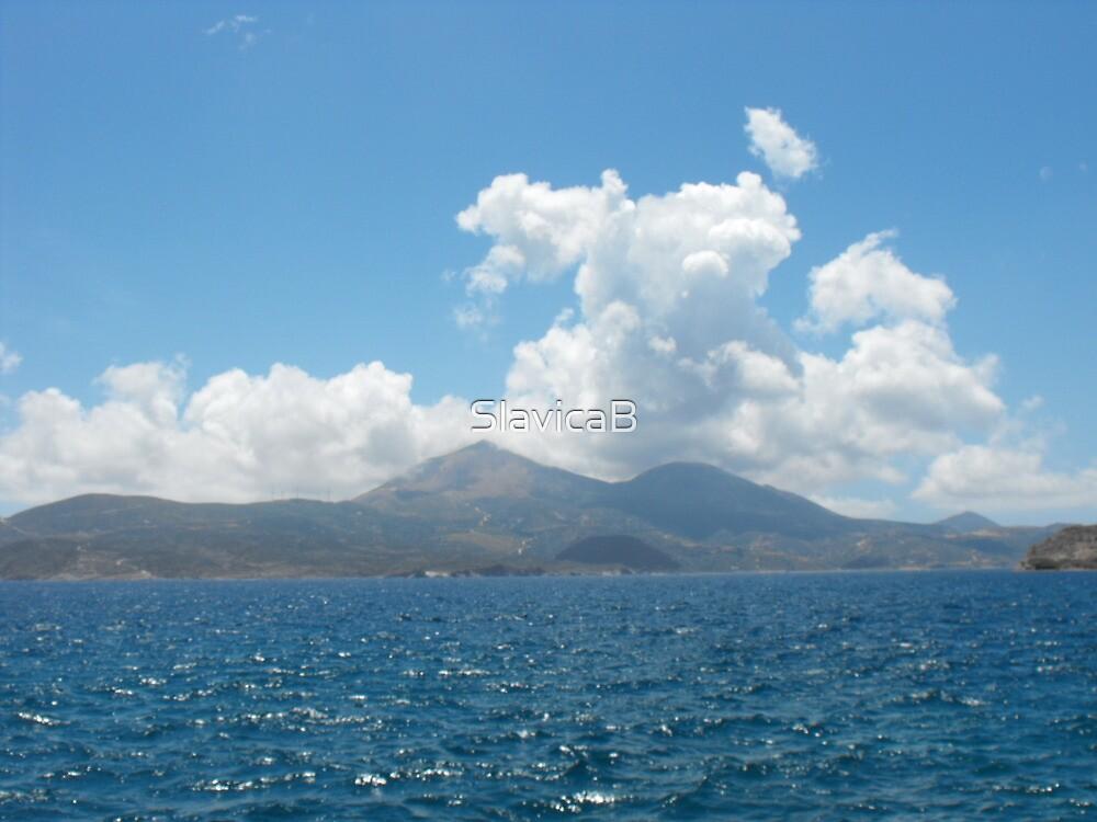 Greek Island Sailing by SlavicaB