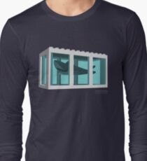 Hirst's Shark Tank Long Sleeve T-Shirt