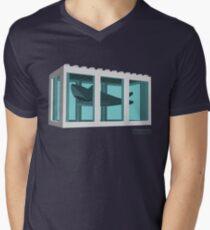 Hirst's Shark Tank V-Neck T-Shirt