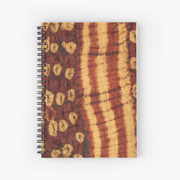 Dida Raffia 01 Spiral Notebook