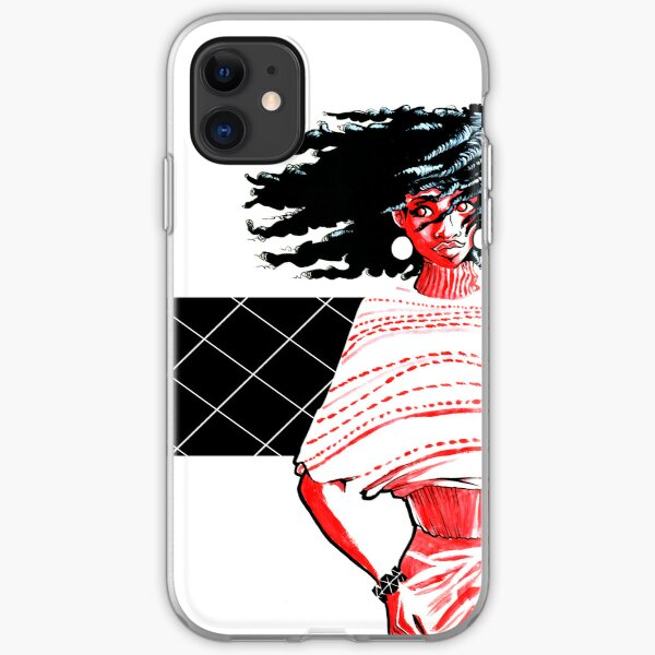 Windswept iPhone Soft Case
