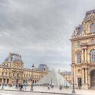 Loving The Louvre by Michael Matthews