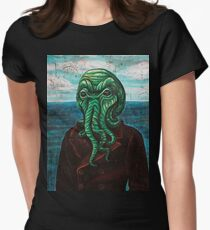 Man from Innsmouth Womens Fitted T-Shirt
