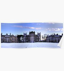 Delaval Hall Poster