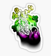 Up in Smoke Sticker