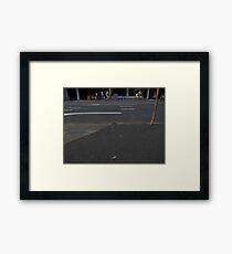 Boundary Street Framed Print