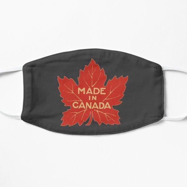 Vintage Canadian Manufacturing Label Mask