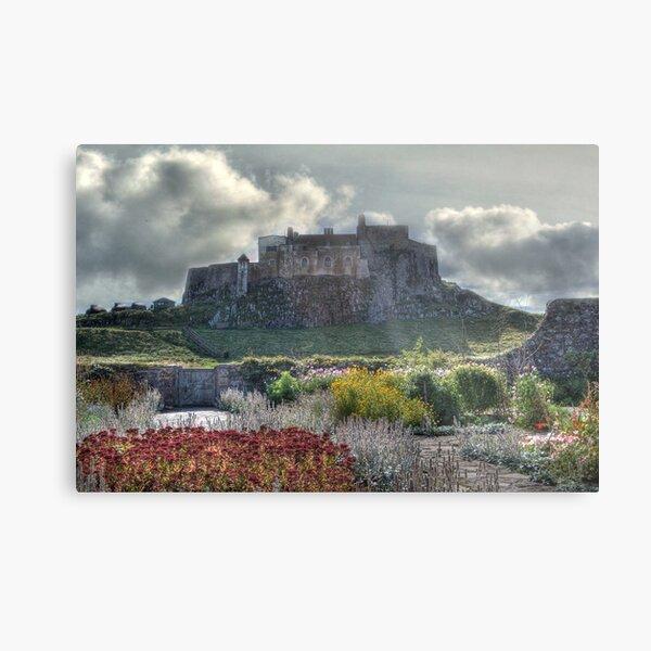 Lindisfarne Castle (Holy Island) Metal Print
