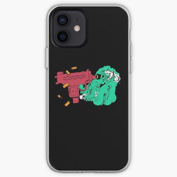 Ghost VS Uzi iPhone Soft Case