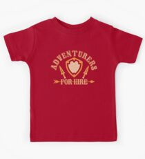 Adventurers For Hire Kids Tee