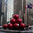 New york christmas by WhiteDiamond