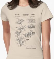 Toy Building Brick Patent  T-Shirt