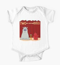 Two and a half stupid Dogs Kids Clothes