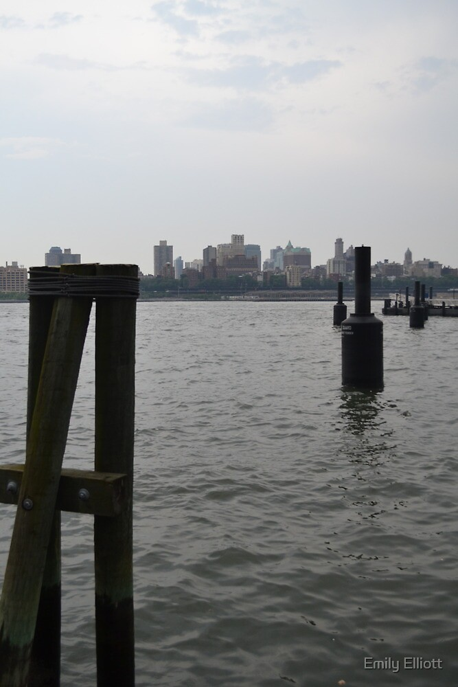 Off The Docks  by Emily Elliott