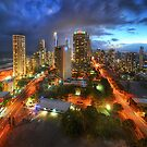 Surfers Paradise by Luke Griffin