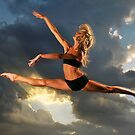 Dancer in the Sky n.5 by Carnisch