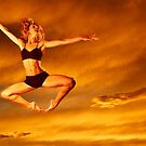 Dancer in the Sky n.10 by Carnisch