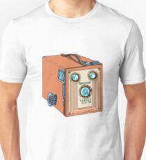 Kodak Box Brownie T-Shirt Unisex T-Shirt
