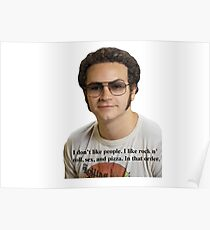 Hyde Quotes Poster