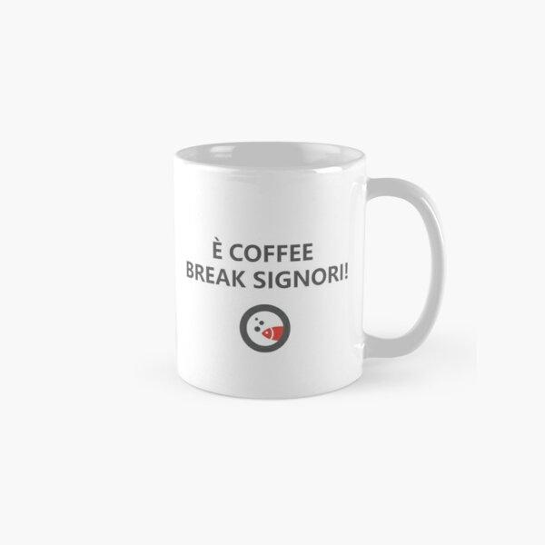 Coffee Break Boris Classic Mug