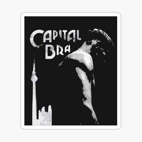 Capital bra Sticker