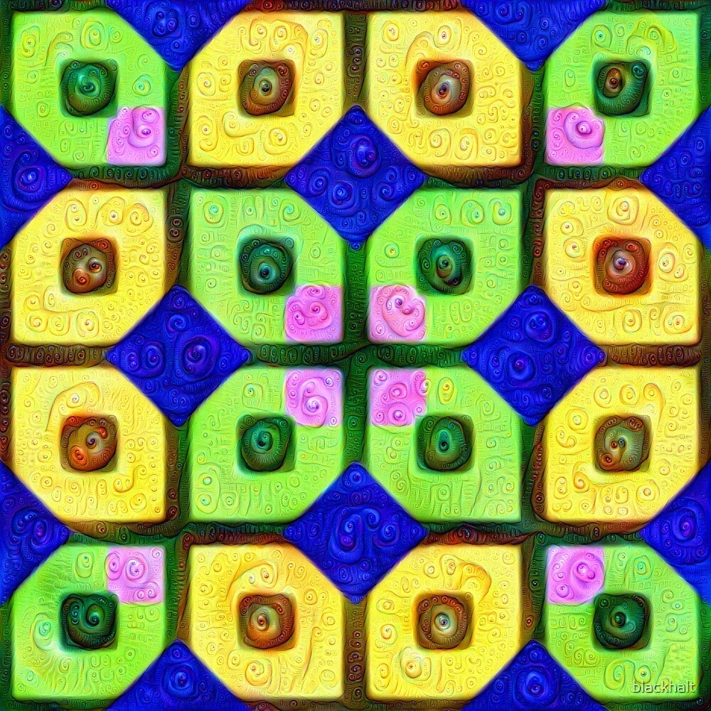 #DeepDream Color Squares Visual Areas 5x5K v1448352654 by blackhalt