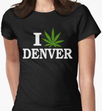 I Love Cannabis Denver Colorado T-Shirt