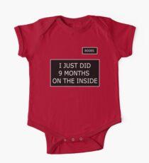 Jail Infant Gaol Kids Clothes
