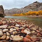 Green River Rocks by Kim Barton